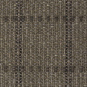 Custom handmade rug by Montagne Handwoven. Warp & weft rug in creams with grid accent.